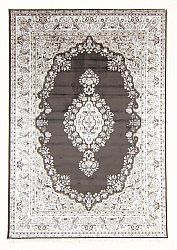 Teppich 160 x 230 cm (wilton) - Battista (anthrazit)