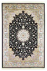 Wilton-Teppich - Gårda Oriental Collection Kahmar (schwarz)