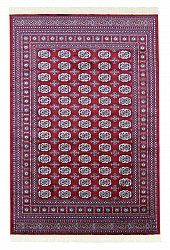 Wilton-Teppich - Gårda Oriental Collection Abyaneh (rot)