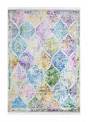 Teppich 200 x 290 cm (wilton) - Colourful Bell (multi)