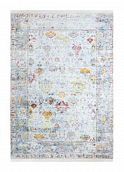 Teppich 200 x 290 cm (wilton) - Colourful Frame (multi)