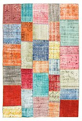 Perserteppich Colored Vintage Patchwork 300 x 200 cm