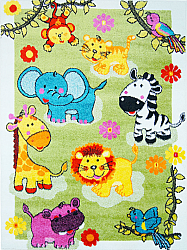 Kinderteppich - Moda Animal Party (multi)