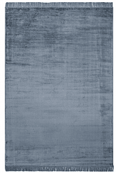 Wilton-Teppich - Art Silk (denim)