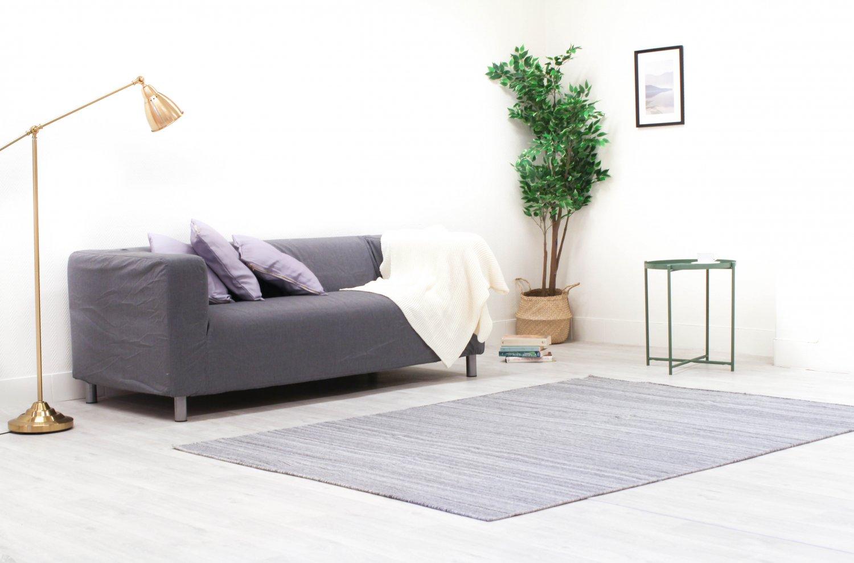 wollteppich grikos grau. Black Bedroom Furniture Sets. Home Design Ideas