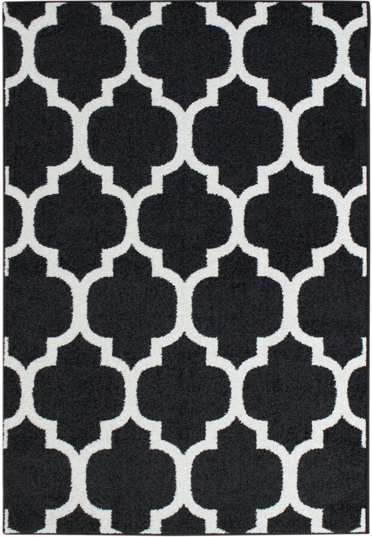 wilton teppich seattle schwarz. Black Bedroom Furniture Sets. Home Design Ideas